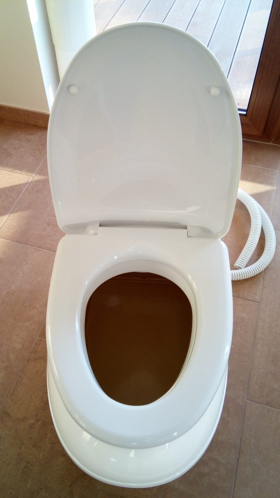 Durpinis tualetas